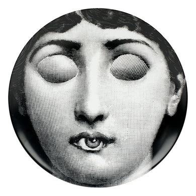 Fornasetti Wall Plate #017