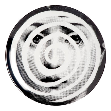 Fornasetti Wall Plate #018