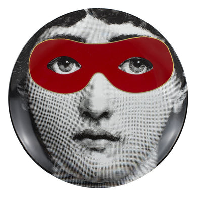 Fornasetti Wall Plate #022 Don Giovanni