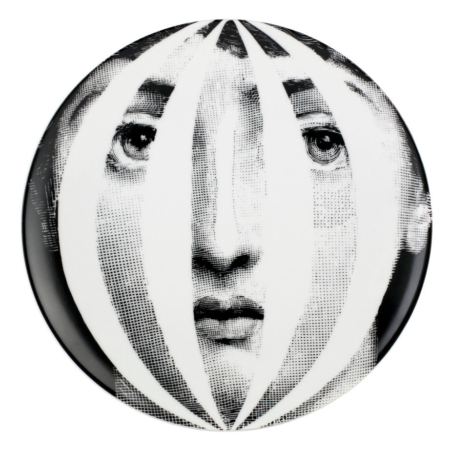 Fornasetti Wall Plate #055