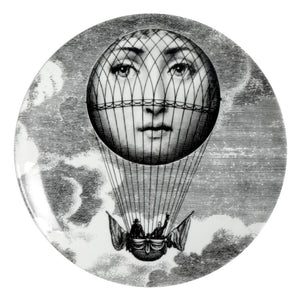 Fornasetti Wall Plate #093