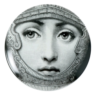 Fornasetti Wall Plate #095