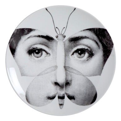 Fornasetti Wall Plate #096