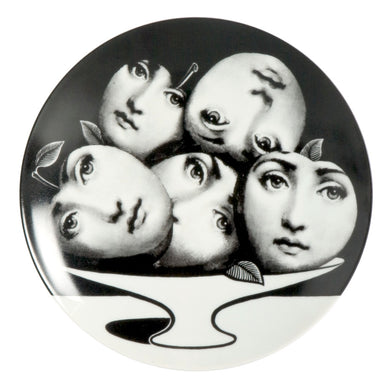 Fornasetti Wall Plate #104