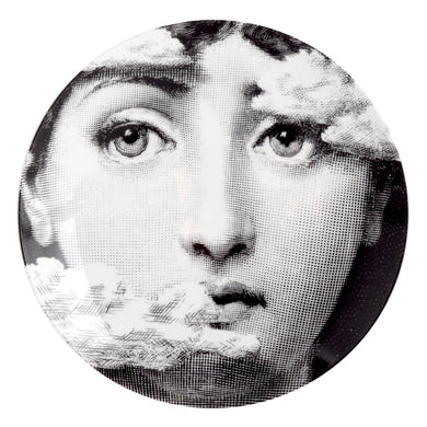 Fornasetti Wall Plate #139