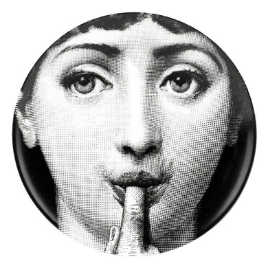Fornasetti Wall Plate #178