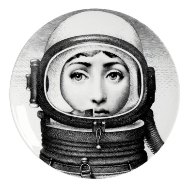 Fornasetti Wall Plate #181