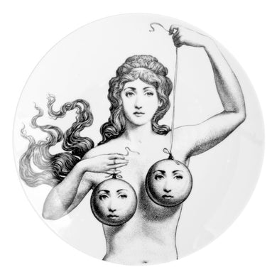 Fornasetti Wall Plate #182