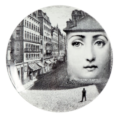 Fornasetti Wall Plate #223