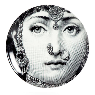Fornasetti Wall Plate #228