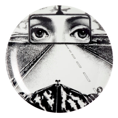 Fornasetti Wall Plate #321