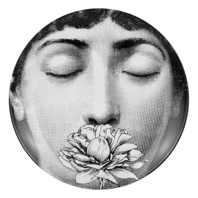 Fornasetti Wall Plate #393