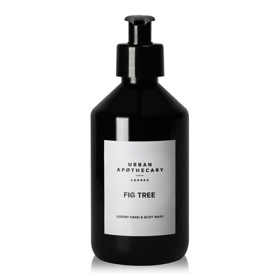 Urban Apothecary Luxury Hand & Body Wash - Fig Tree