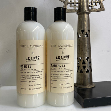 Le Labo Laundry Detergent by The Laundress