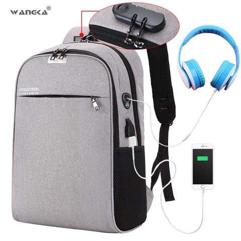 SMART USB Charging Backpack