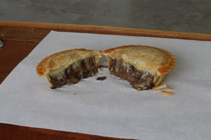 4 x Gourmet Steak and Mushroom Pies