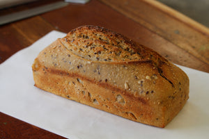 Organic Multigrain Sourdough Bread