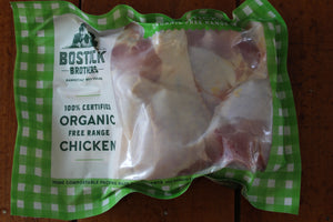Bostock Brothers Organic Free Range Chicken Drumsticks