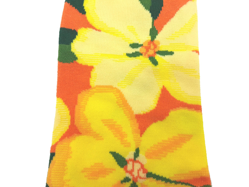 HAWAII FLOWER SOCKS - La Fábrica de Calcetines