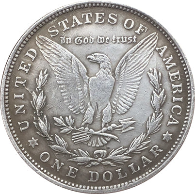 1882 Morgan Silver Dollars Value
