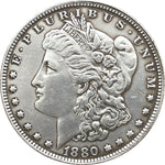 1880 Morgan Dollar Coin - COINSPESO