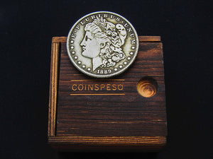 1888 Morgan Dollar Coin - COINSPESO