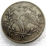 1794 Flowing Hair Brass US Dollar - COINSPESO