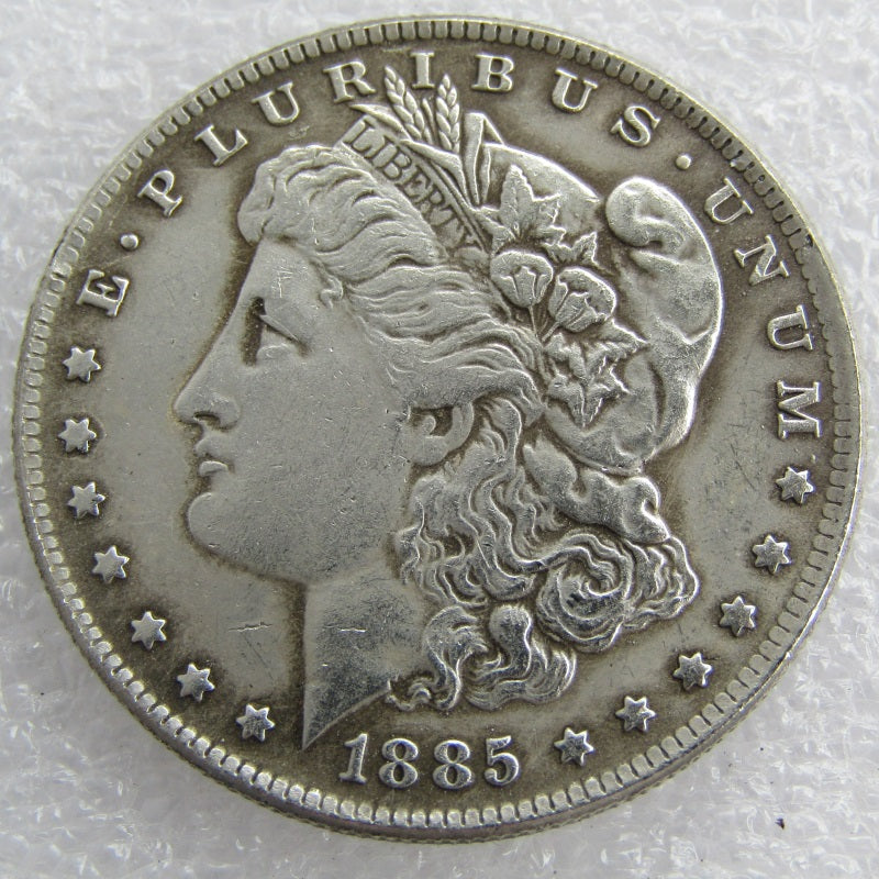 1885-S US Morgan Dollar - COINSPESO