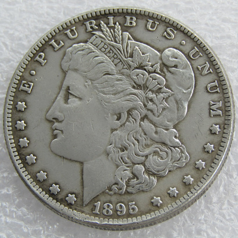 1895-S Morgan Dollar - COINSPESO