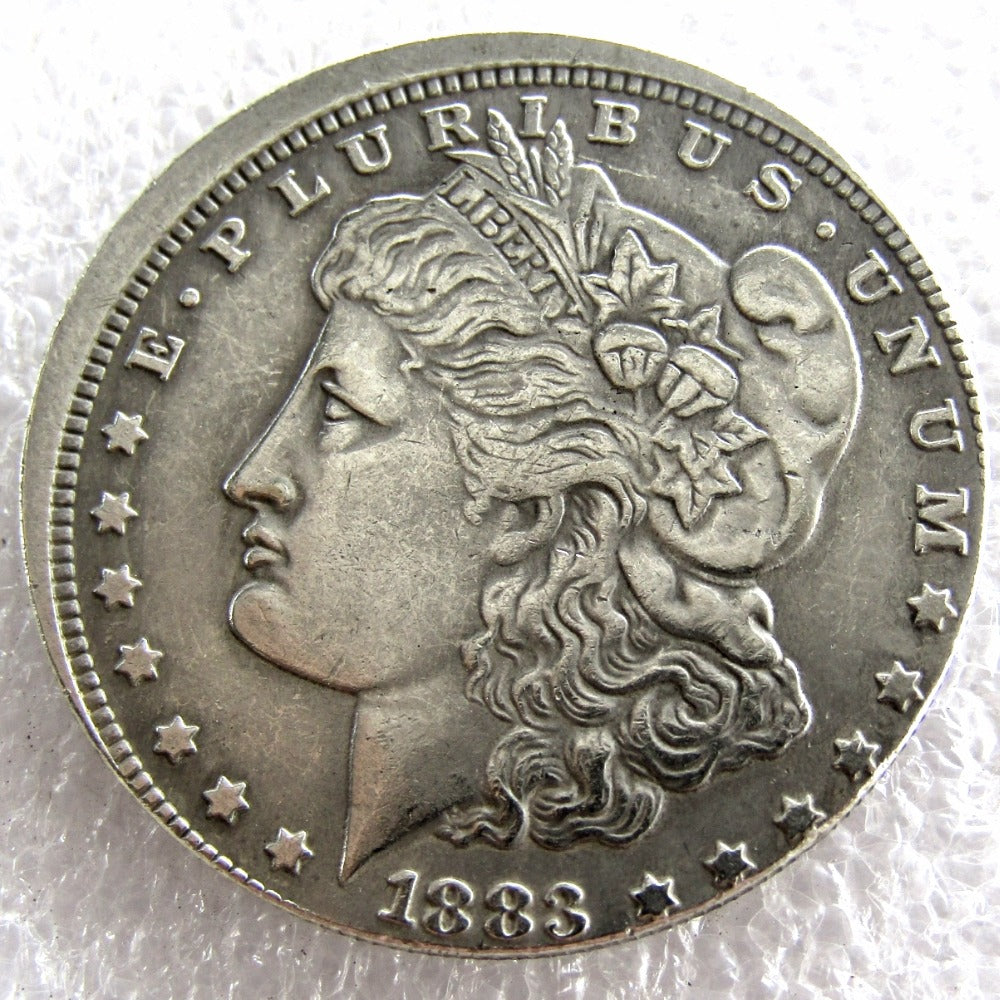 1883 O Morgan Dollars - COINSPESO