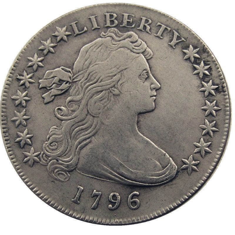1796 Liberty Brass - COINSPESO