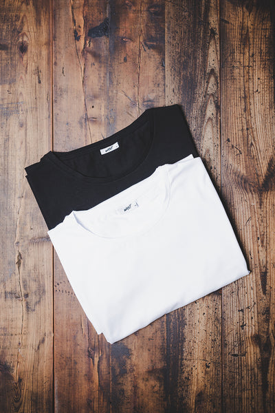 WANT Essentials Double Pack (Black & White)