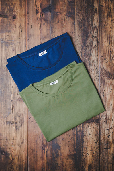 WANT Essentials Double Pack (Blue & Khaki)