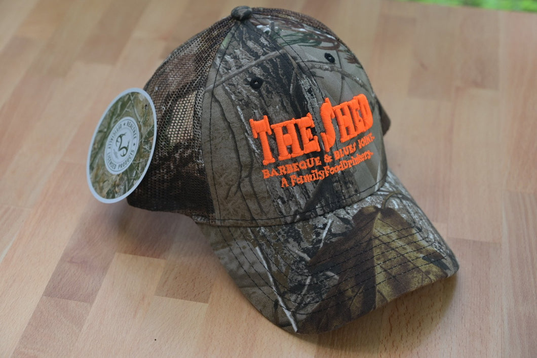 The Shed Realtree Trucker Cap