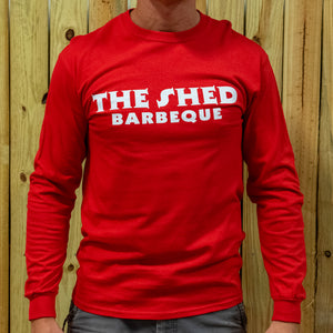 The Shed BBQ Original Long Sleeve