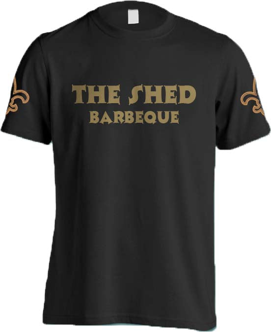 The Shed BBQ Who Dat Tee
