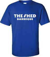 Load image into Gallery viewer, The Shed BBQ Original T-Shirt