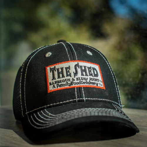 The Shed BBQ Trucker Cap