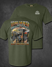 Load image into Gallery viewer, The Shed Competition Shirts