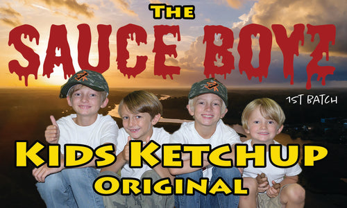 Sauce Boyz Ketchup - Coming Soon!