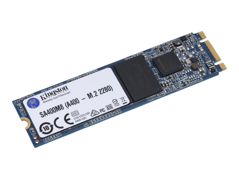 SSD Kingston M.2 A400 240 GB Sata3 SA400M8/240 auf Galandis.com