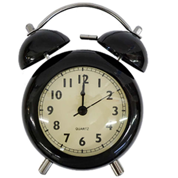 Double Bell Alarm Clocks