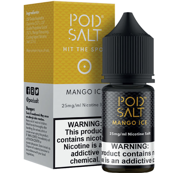 POD SALT E-Liquid 25MG