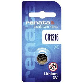 Renata Battery CR1216
