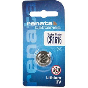 Renata Battery CR1616
