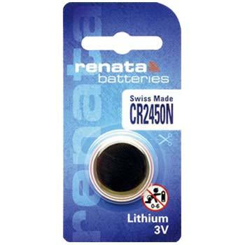 Renata Battery CR2450N