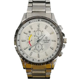 Initials Gents 4cm Morden Design Metal Watch
