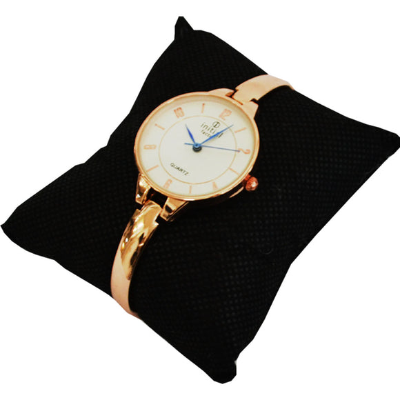 Initial Ladies metal Watch