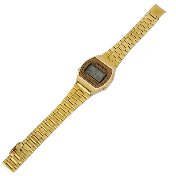 Unisex Initials Gents 4cm Casio Styled Digital Watch