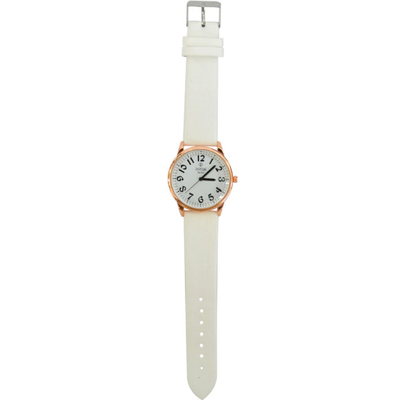 Initial ladies watches Rose Gold Face